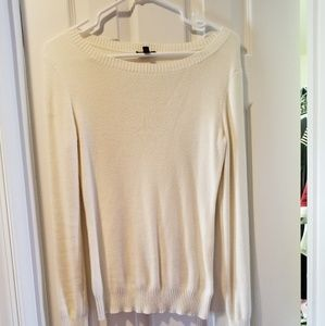 Express Sweater Ivory